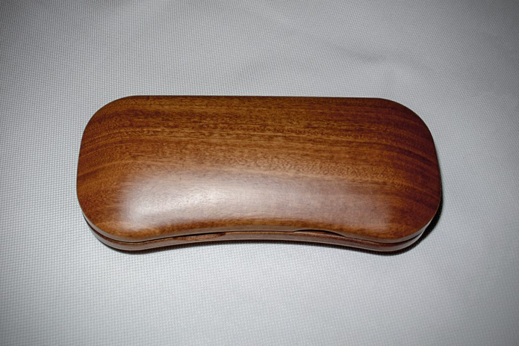 Porta occhiali legno - Fcasnc