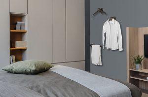Grucce appendiabiti camera da letto - FCA snc