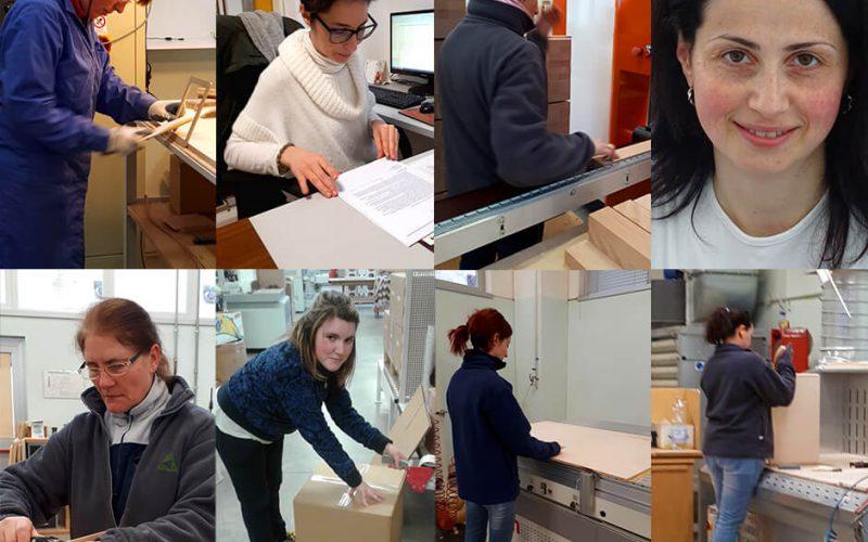 Festa della donna FCA snc - Female Work
