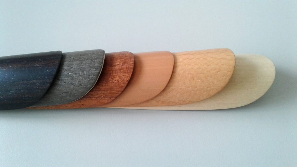 Calzante in legno
