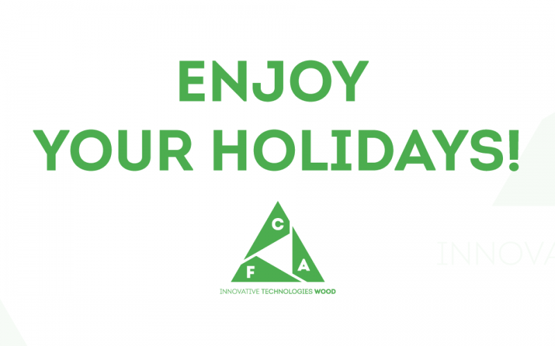 FCA snc - summer holidays
